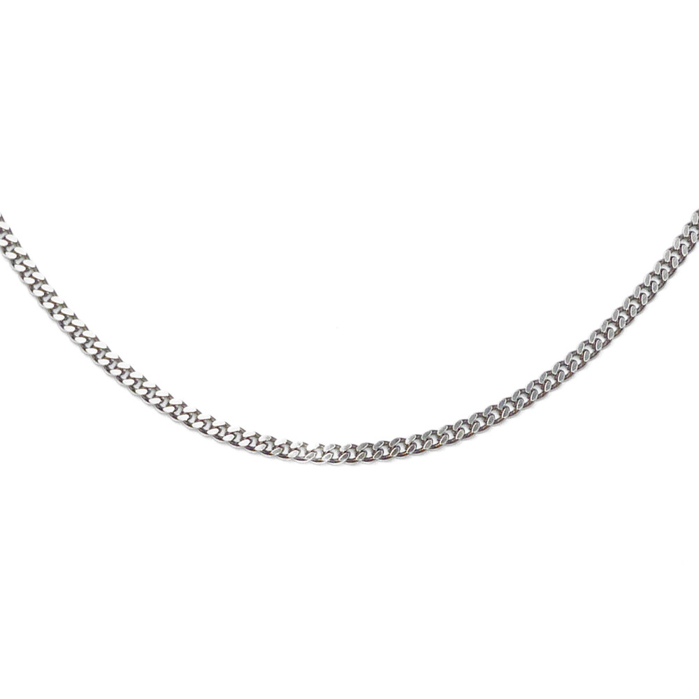 Stříbrný řetízek CURB050_42_7_JAP
