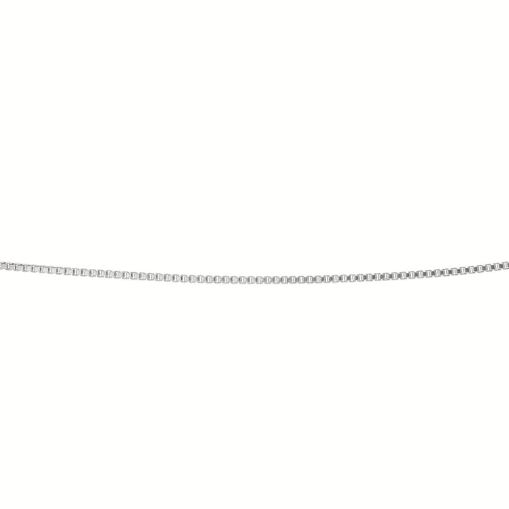 Stříbrný řetízek ELLA_45