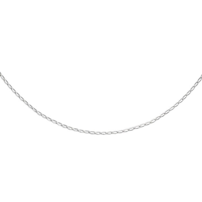 Stříbrný řetízek Figaro 040_36