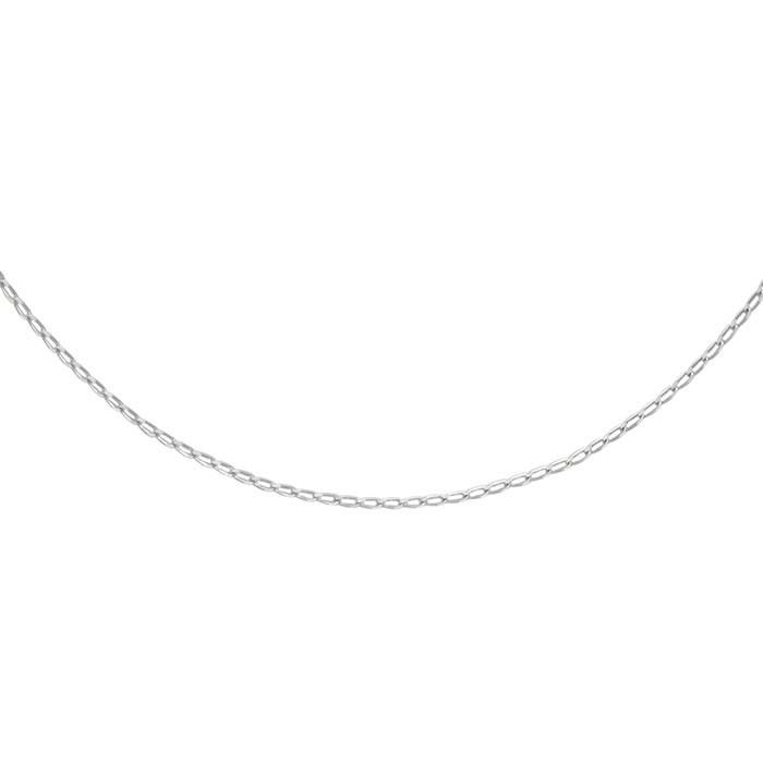 Stříbrný řetízek FIGARO Ø040 45cm