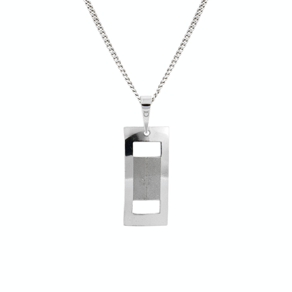 Stříbrný přívěšek na stříbrném řetízku KO0561_CU050_45