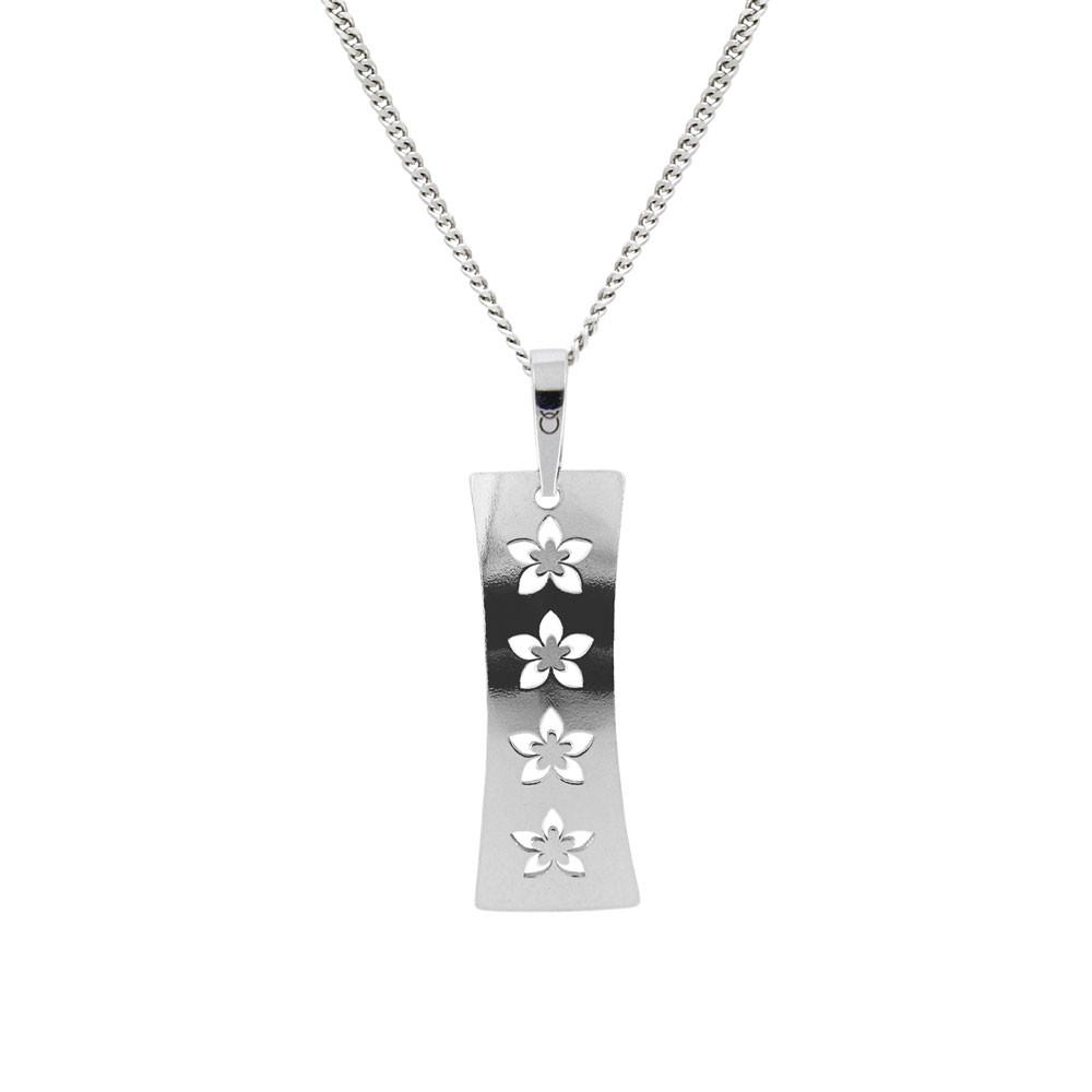 Stříbrný přívěšek na stříbrném řetízku KO0641_CU050_45