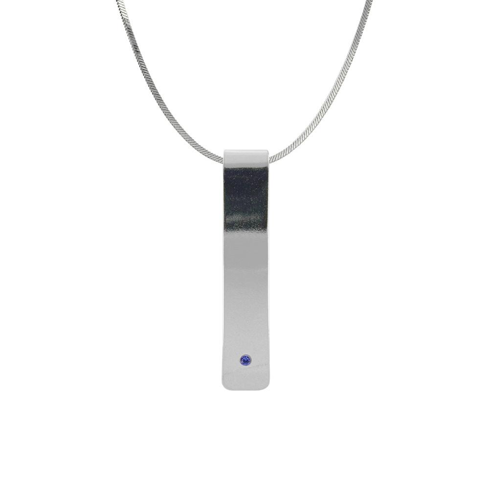 Stříbrný přívěsek na stříbrném řetízku KO5145_ST4095_50