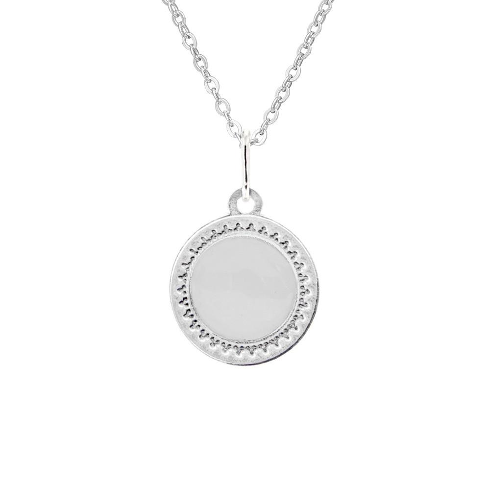Stříbrný přívěsek na řetízku KO5339_BR030_45