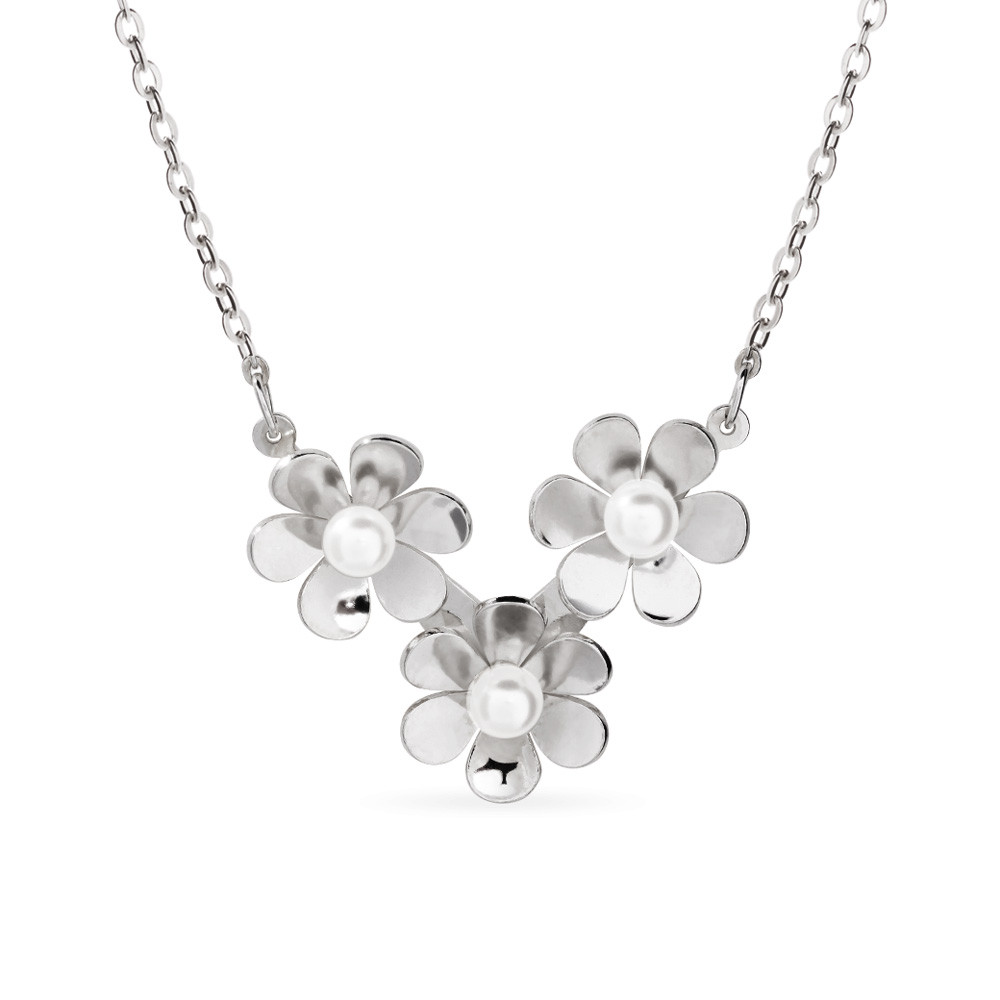 Stříbrný náhrdelník N2094