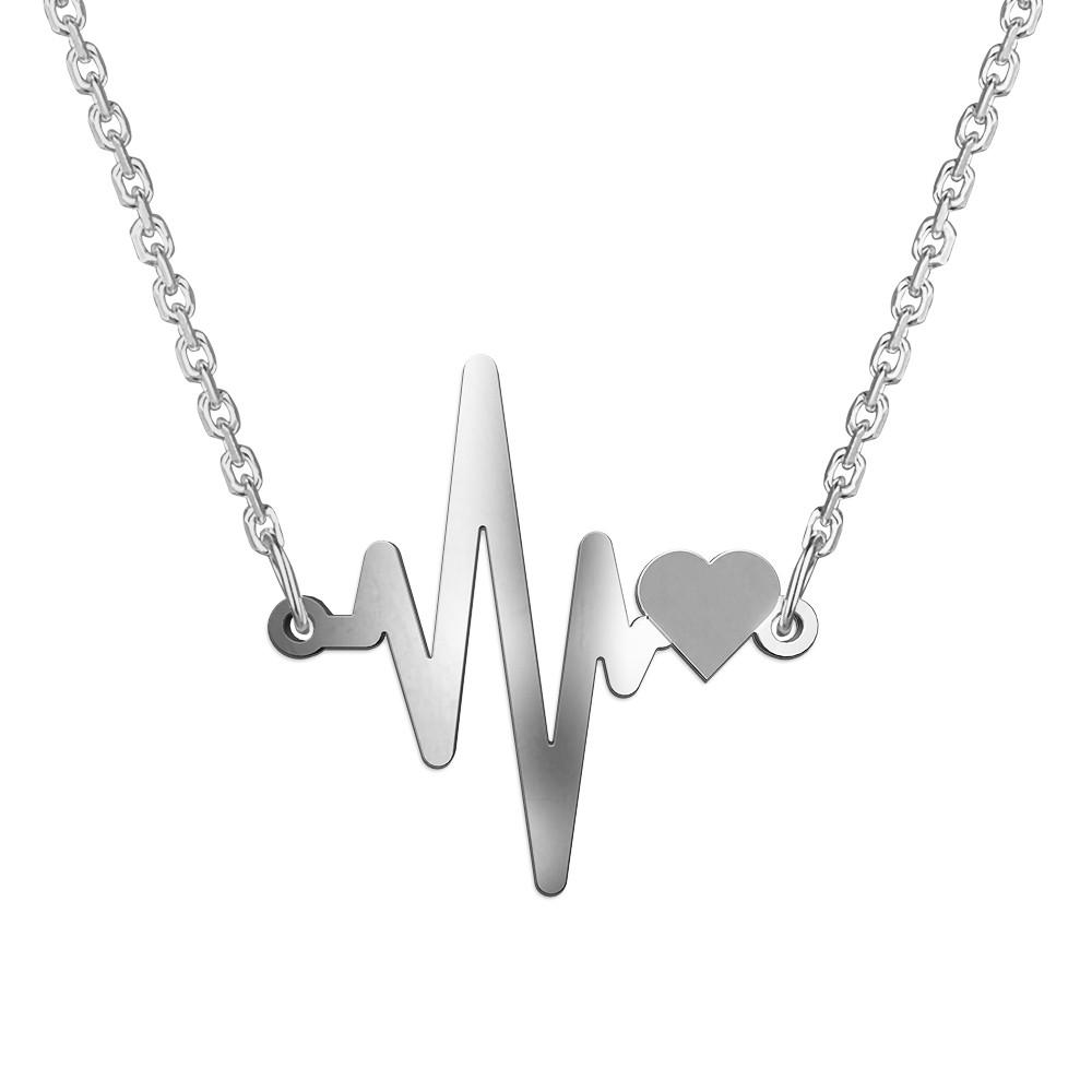 Stříbrný náhrdelník LISA