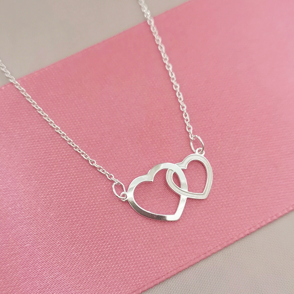 Stříbrný náhrdelník Victoria