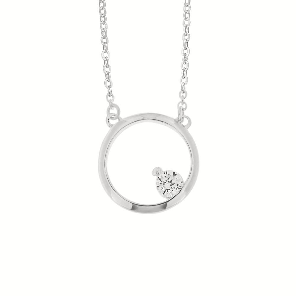 Stříbrný náhrdelník Sirius