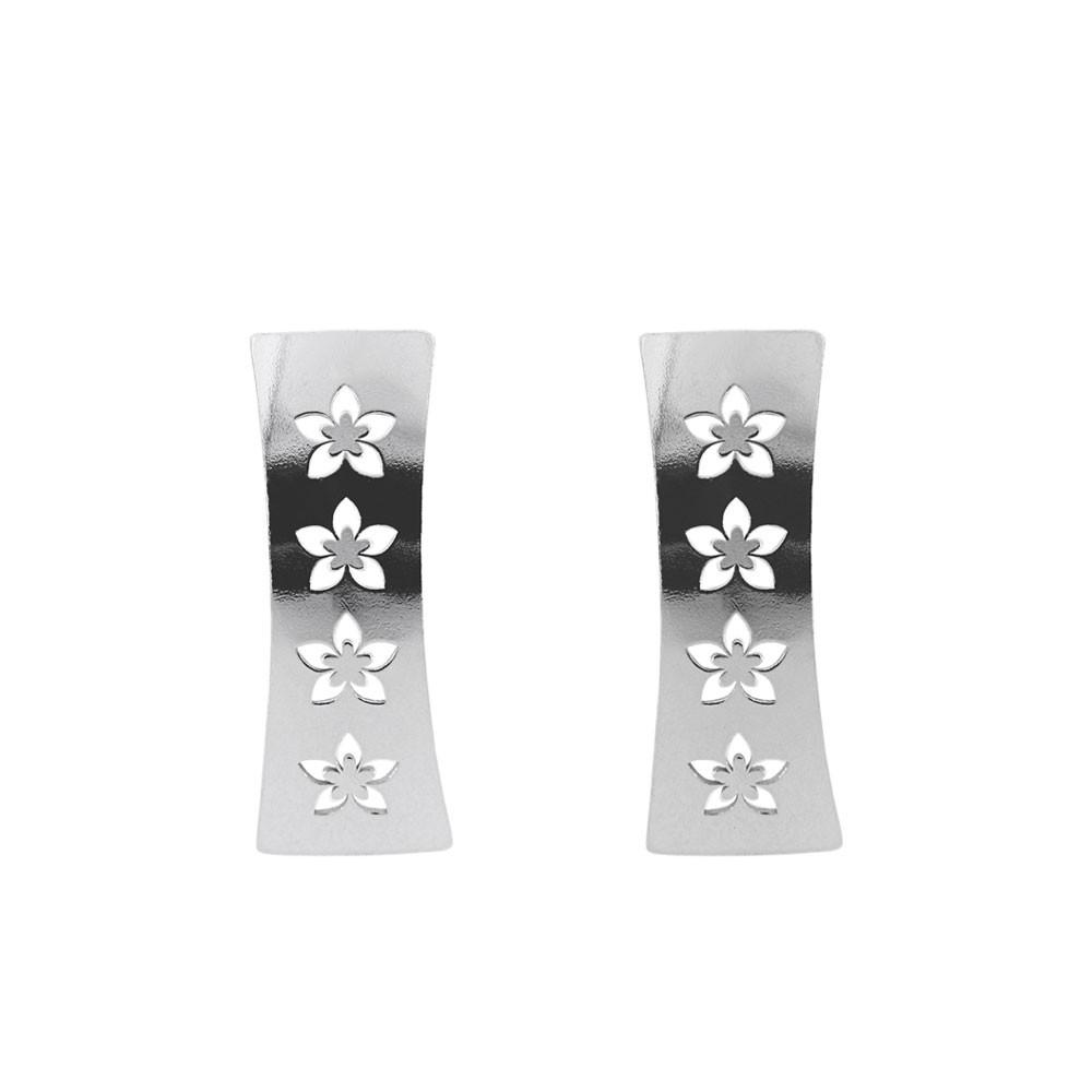 Stříbrné náušnice NA0377m