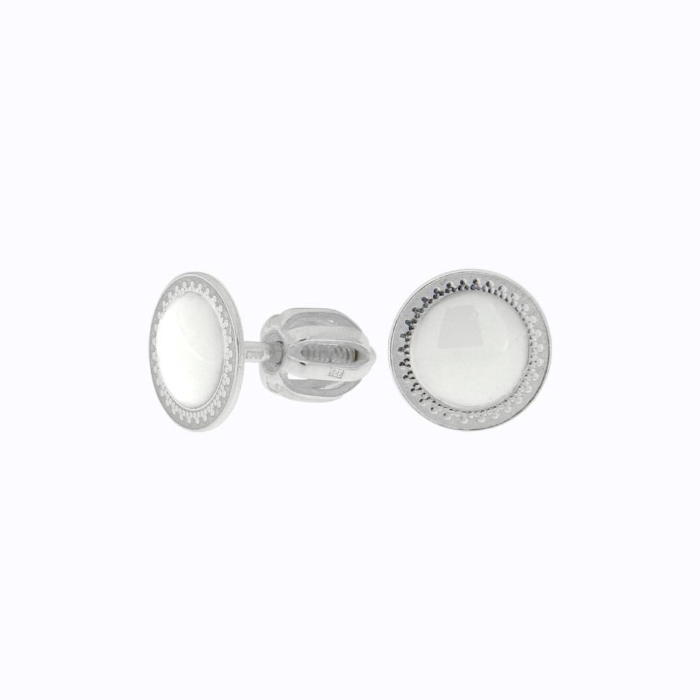 Stříbrné náušnice NA5334