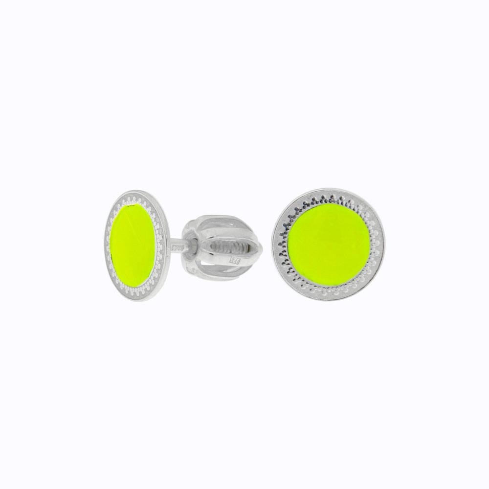 Stříbrné náušnice NA5336