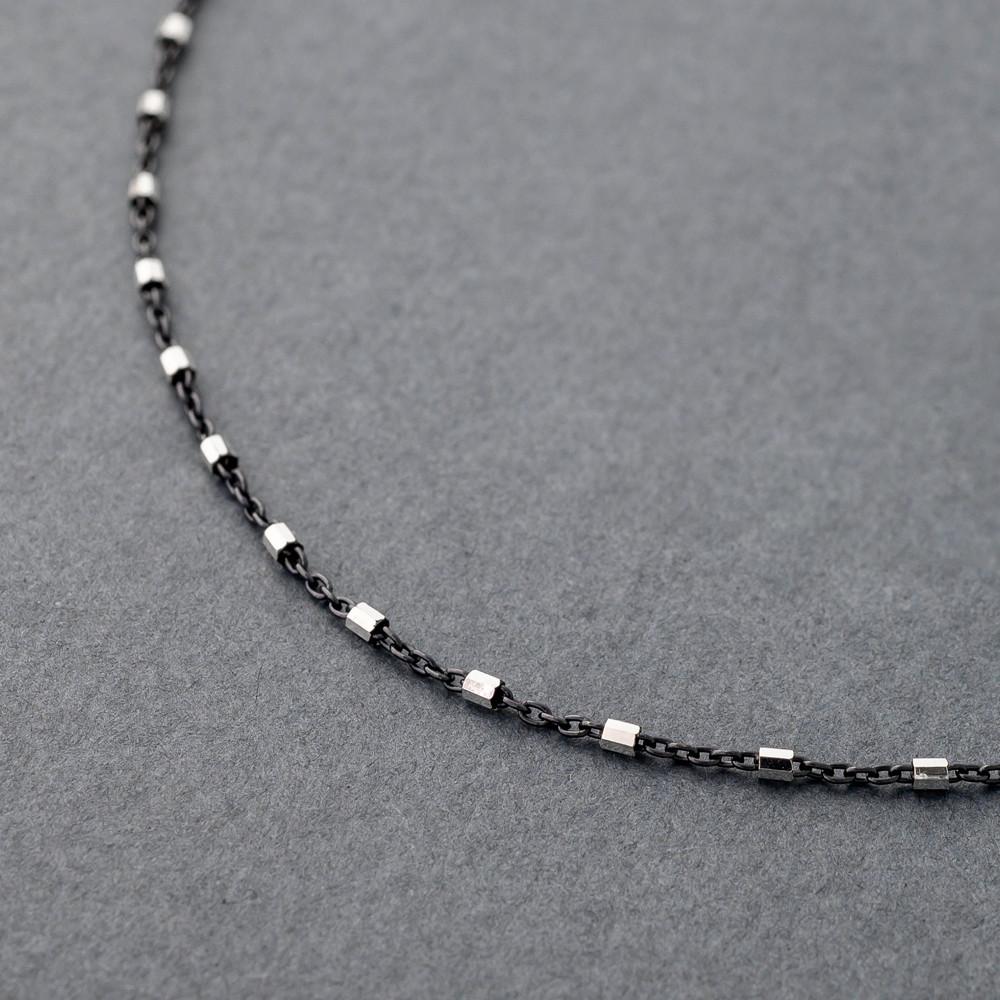 Stříbrný řetízek NAOMI_45