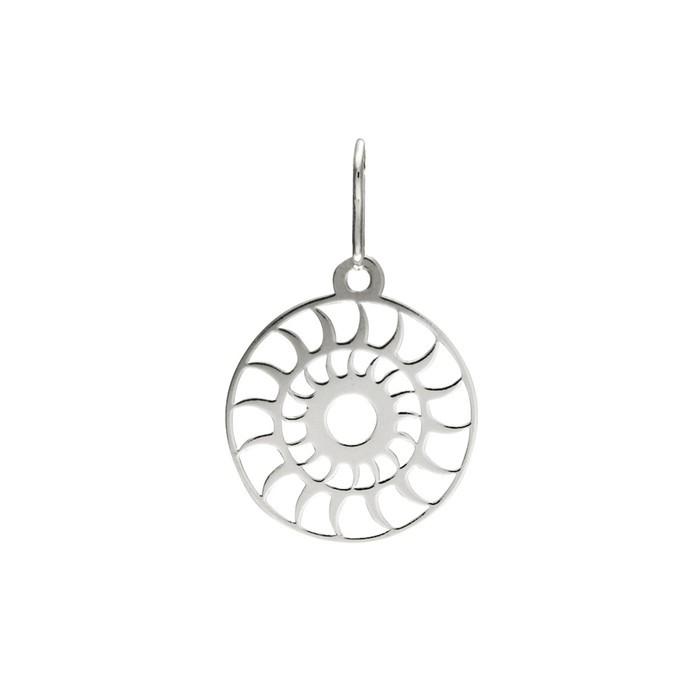 Stříbrný střední přívěšek PA0378m ornamenty