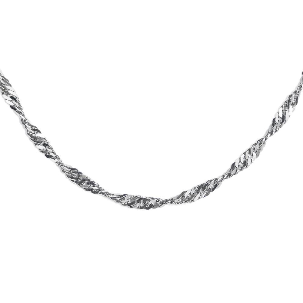 Stříbrný řetízek SINGAPORE050_42_7_JAP