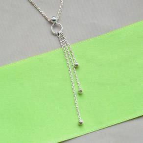 Stříbrný náhrdelník Vivien