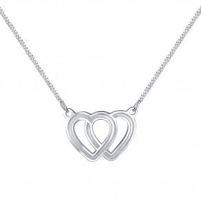 Stříbrný náhrdelník Lovela