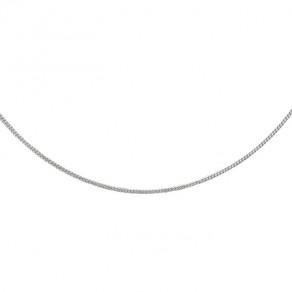 Stříbrný řetízek Curb 035_36