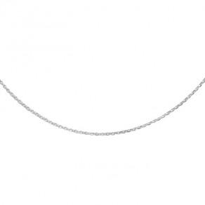 Stříbrný řetízek cable MO4D 040_36