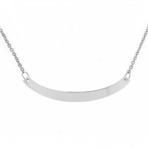Stříbrný náhrdelník Simple Beauty