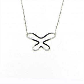 Stříbrný náhrdelník N5144