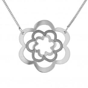 Stříbrný náhrdelník Persea