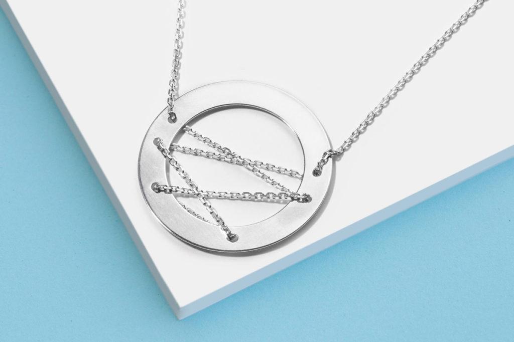 Stříbrné šperky Praqia